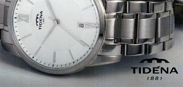 Tidéna Watch