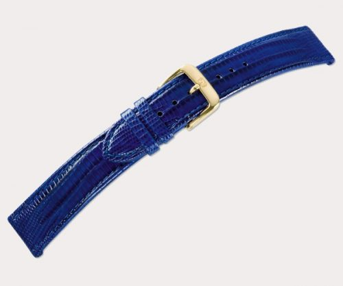 Teju Lizard 1625 Mens – d'brown 24-20 Clasp of gold-plated stainless steel