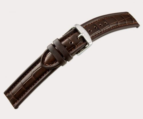 Imperator wapro 1635 Mens – d'brown 24-20 Clasp of gold-plated stainless steel