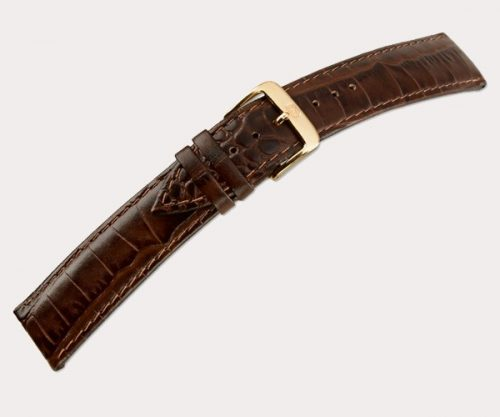 Orlando 1690 Mens – d'brown 20-18 Clasp of gold-plated stainless steel