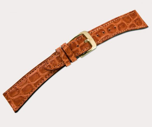 Kensington 1890 Mens – d'brown 20-14 Clasp of gold-plated stainless steel