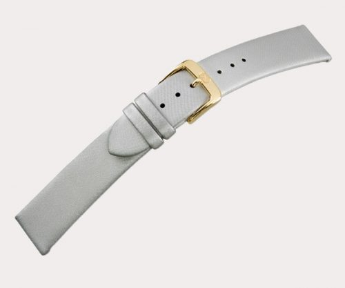 Media 2365 Ladies – silver 14-12 Clasp of gold-plated stainless steel